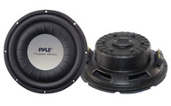 1 x  Pyle PLWCH1 x 0D 1 x 0'' 1 x 000 Watt Ultra Slim DVC Subwoofer Sub Car Audio