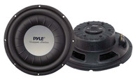 1 x  Pyle PLWCH1 x 2D 1 x 2'' 1 x 200 Watt Ultra Slim DVC Subwoofer Sub Car Audio