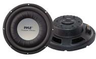 1 x  Pyle PLWCH1 x 2D 1 x 2'' 1 x 200 Watt Ultra Slim DVC Subwoofer Sub Car Audio