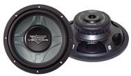 """1 x  Lanzar VCW1 x 2D Vector 1 x 2"""" Dual 4 Ohm Shallow Subwoofer Sub Car Audio"""