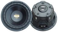 1 x  Lanzar MAXP1 x 54D Max Pro 1 x 5'' 2000Watt Small Enclosure Dual 4 Ohm Subwoofer