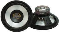 1 x  Pyramid WX65X 6.5'' High Power White Injected P.P. Cone Woofer Sub