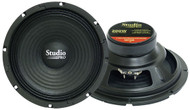 1 x  Pyramid WH8 8'' 200 Watt High Power Paper Cone 8 Ohm Subwoofer Sub