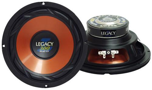 1 x  Legacy LWF1 x 2X 1 x 2'' 500 Watt Legacy ''L'' Series Woofers Sub Car Audio
