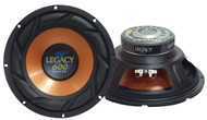 1 x  Legacy LWFX1 x 27 1 x 2'' 800 Watt Legacy ''L'' Series Subwoofer Sub Car Audio