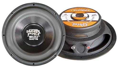 1 x  Pyramid PW1 x 086X 1 x 0'' 800 Watts Subwoofer Sub Car Audio