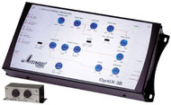 Lanzar OPTIX3B Optidrive 3 Way Electronic Crossover Network w/Remote Bass Boost Control