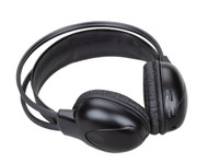 Pyle PLVWH5 Wireless IR Mobile Video Car Stereo Headphones