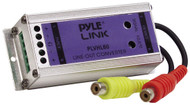Pyle PLVHL60 2 Channel Speaker to RCA Converter
