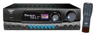 Pyle PT260A 200 Watts Digital AM FM Stereo Receiver