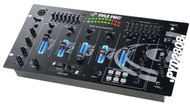 PylePro PYD2808 19'' Rack Mount 4 Channel Professional Mixer with Digital Echo, SFX
