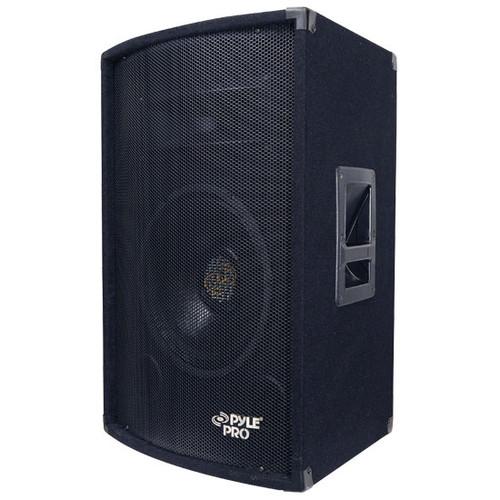 Pyle PADH1279 600 Watt 12'' Two-Way Speaker Cabinet DJ Pro