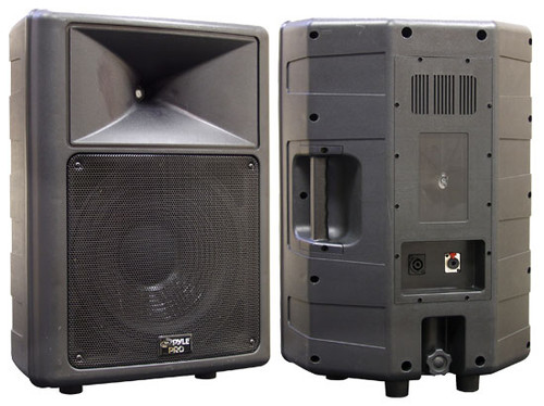 1 x  Pyle PPHP1 x 259 500 Watt 1 x 2'' 2 Way Full Range Loud PA Speaker DJ Pro
