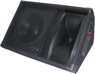 Pyle PASC15 800 Watt 15'' Two-Way Stage Monitor Speaker System DJ Pro
