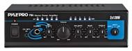 Pyle PTA4 Mini 2x120 Watt Stereo Power Amplifier w/ AUX/CD Input Amp