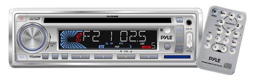Pyle PLCD3MR AM FM-MPX IN -Dash Marine CD/MP3 Player/USB & SD Card Function