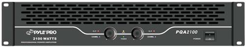 Pyle PQA2100 19'' Rack Mount 2100 Watts Professional Power Amplifier