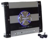 BrandX L160X2 596 Watt 2 Channel Mosfet Amplifier