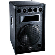 Pyle PADH181 1000 Watt  18''  2 - Way  PA Speaker Cabinet DJ Pro