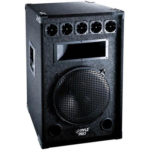 Pyle PADH181 1000 Watt  18''  2 - Way  PA Speaker Cabinet DJ Pro