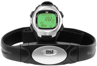 Pyle PHRM22 Marathon Heart Rate Watch W/ USB and Walking/Running Sensor