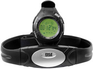 Pyle PHRM28 Heart Rate Monitor Watch Running Sensor Training Zones Calorie Counter