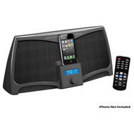 PyleHome PIP711 iPad/iPod iPhone Digital 2 way Stereo Speaker System w/ 300 Watts Remote