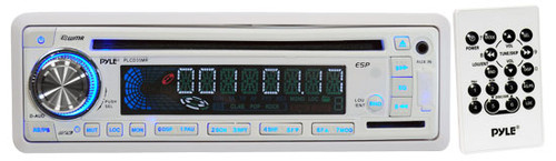 Pyle PLCD35MR AM FM-MPX IN-Dash Marine CD/MP3 Player/USB & SD Card Function