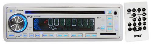 Pyle PLCD35MR AM FM-MPX IN-Dash Marine CD/MP3 Player/USB & SD Card Function