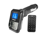 Pyle PLFMTR4 Mobile MP3/MP4/USB & Micro SD Player FM Transmitter