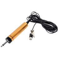 Pyle PLMC15 Lavalier Electret Omni Directional Condenser Microphone
