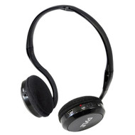 PyleHome PPCM20 Video Voice PC Mac Wireless Headset Headphones W/Base Station & USB Trans