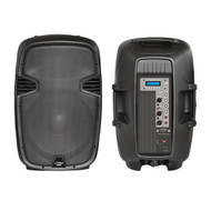 1 x  PPHP1 x 23MU 1 x 2'' 1 x 000Watt Powered 2-Way PA Speaker w/ MP3/USB SD/3.5mm input