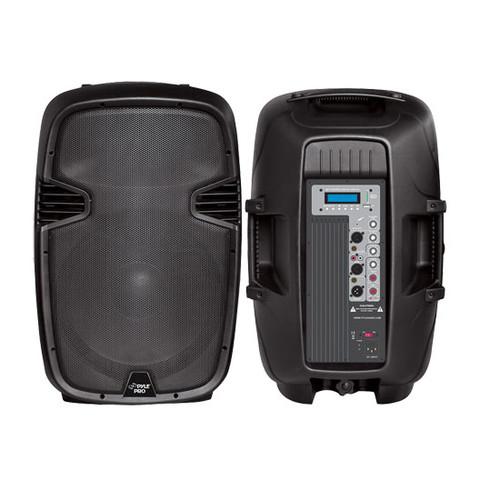 1 x  PPHP1 x 53MU 1 x 5'' 1 x 000Watt Powered Two-Way PA Speaker w MP3/USB SD Playback