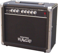 Pyle PRAGE45 45 Watt Rage-Series Electric Guitar Amplifier With Overdrive