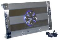 BrandX XXL609X2HE 1910 Watt 2 Channel Mosfet Amplifier