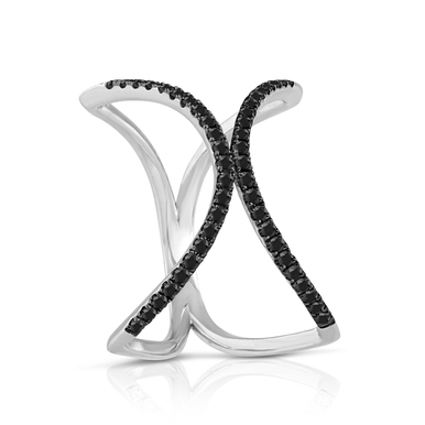 Black Diamond Xanadu Ring