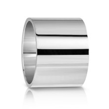 KAHLO X CLAIRE ARISTIDES GRANDE Sterling Silver Ring