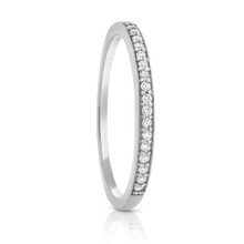 Aeon Diamond White Gold Ring