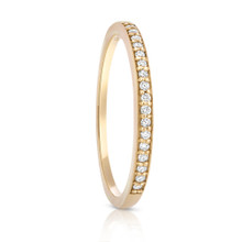 Aeon Diamond Yellow Gold Ring