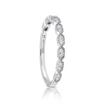 Diamond Deco Ring White Gold