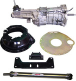 BA77 Ford 2.66 Magnum XL 6 Speed Trans./Install Kit (05 & Up)