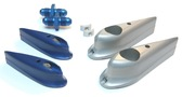 Fuel Vents & Fuel Drain Fairings Combo Save over 10%
