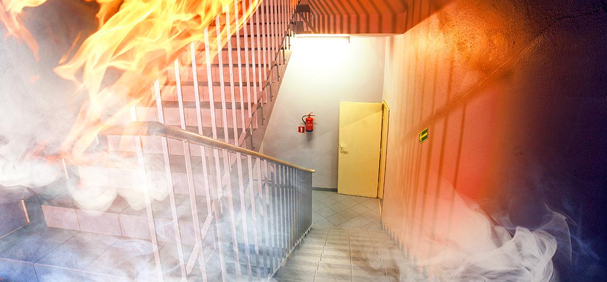 Steel Fire Doors