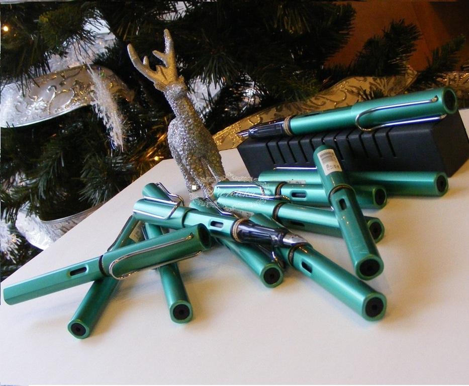 Bút Lamy Al-Star - Màu xanh ngọc (Bluegreen)