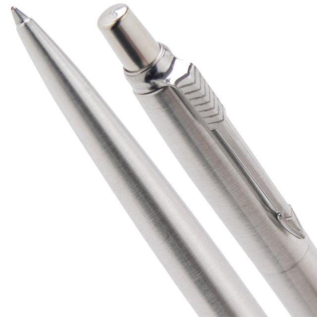 Bút bi Parker Jotter Stainless Steel Chrome Trim Ballpoint Pen