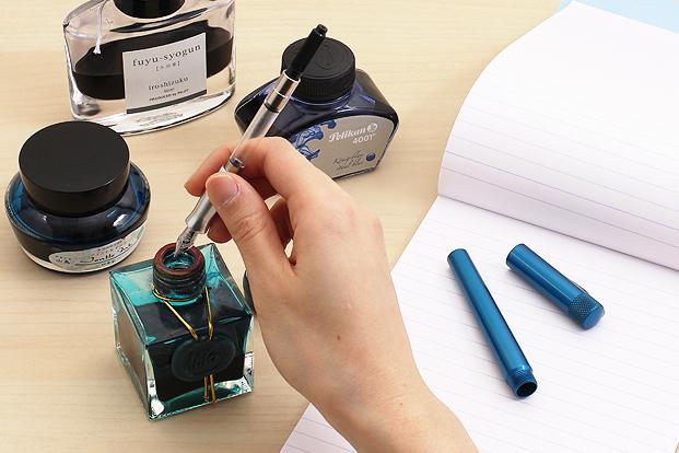 Viết bằng bút máy