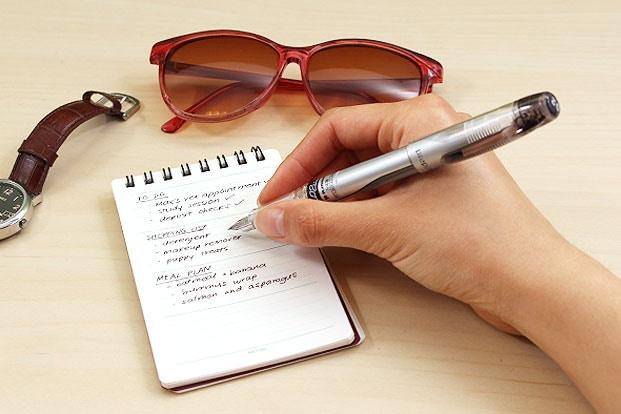 Tốc độ viết bút máy