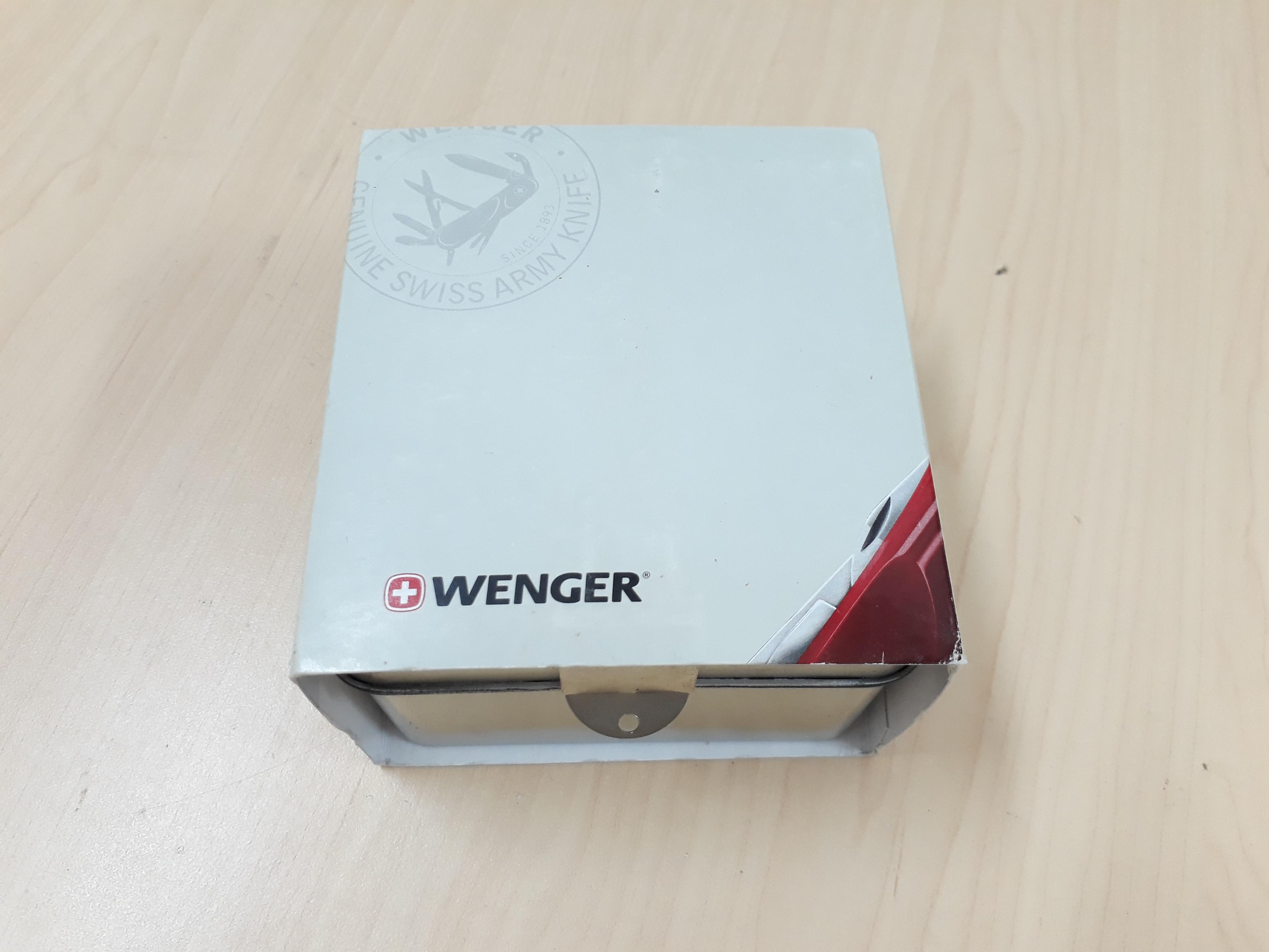 Hộp đồng hồ Wenger Men's 62800