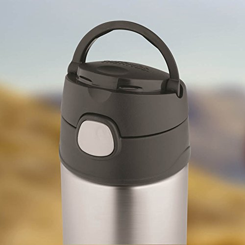 Bình giữ nhiệt trẻ em Thermos 12 Ounce Funtainer Bottle, Cars - 350ml